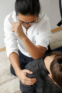 Massage Shoulder Neck cou tete mal nice france