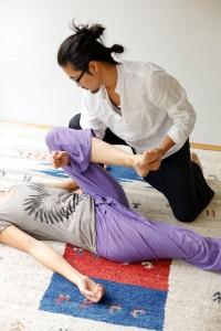 Back pain lombalgie Nice France Massage