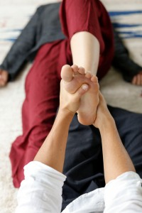 pied foot massage circuration Nice France