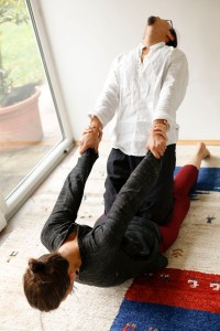 muscule streach massage yoga thai shiatsu asia Nice France